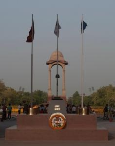 Amar Jawan Jyoti, India Gate, New Delhi