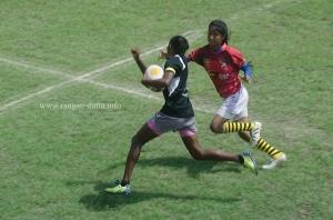 Women's National Rugby 2016, CCFC, Kolkata