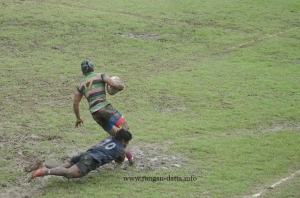Jungle Crows vs Bhubaneswar RFC