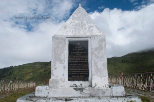 British War Memorial, Nathang, East Sikkim