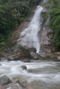Kuekhola Falls, Silk Route, Sikkim