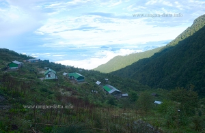 Zuluk (Dzuluk), Sikkim Silk Route