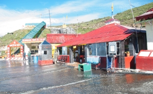 Old Baba Mandir, Sikkim Silk Route