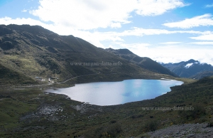 Kupup Lake, Sikkim Silk Route