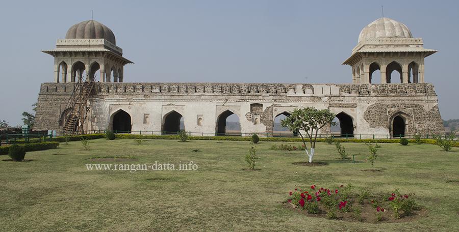 Roopmati's Pavilion, Rewa Kund Group, Mandu, Madhya Pradesh (MP)