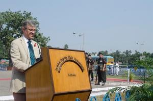 Welcome address by Bruce Bucknell, British Deputy High Commissioner, Kolkata