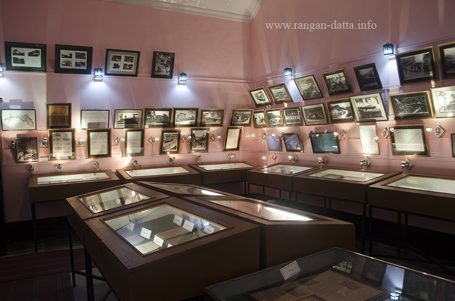 Inside the Darjeeling Himalayan Railway (DHR) Archive (Museum), Kurseong Station