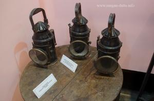 Exhibts (lanterns) at DHR Archive (Museum), Kurseong