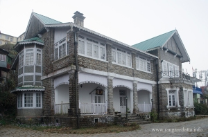 Elysia Place, DHR Head Quarters, Kurseong