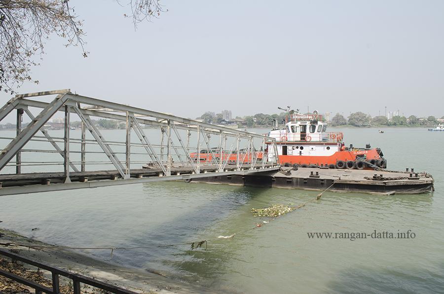 Kolkata Port Trust (KoPT) Jetty