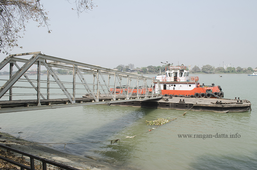Kolkata Port Trust (KoPT) Jetty