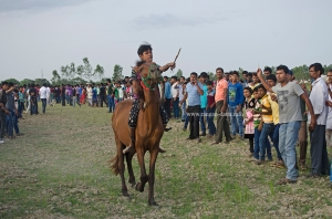 Horse Race, Jatar Deul