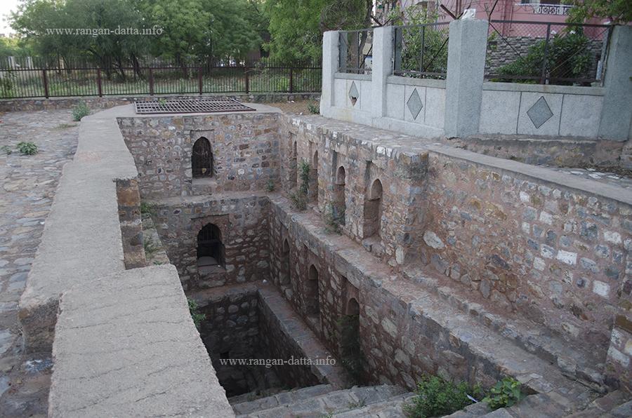 Dwarka Baoli (Loharheri Baoli), Delhi