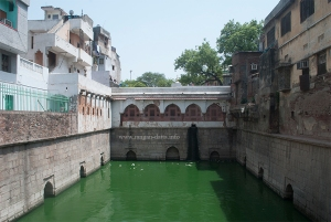 Baoli at Nizamuddin Dargah, Delhi