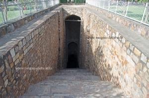 Purana Quila Baoli, Purana Quila (Old Fort), Delhi