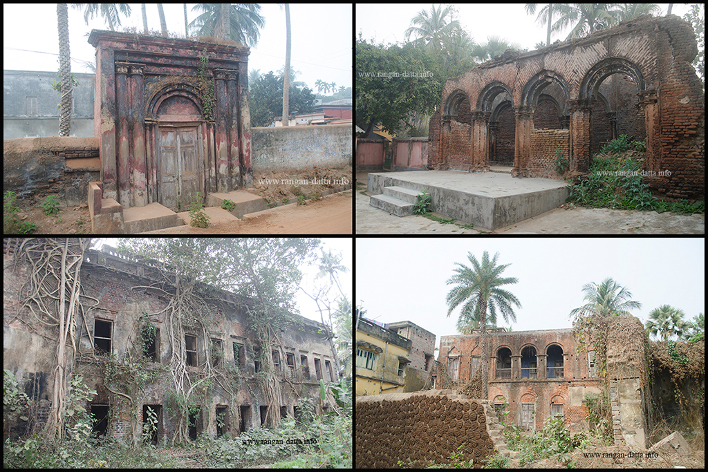 Ruined Mansions and Gateways of Amadpur