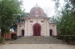 Anandamayee Temple, Amadpur