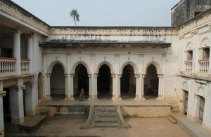 Chaudhuri Family Nat Mandir, Amadpur