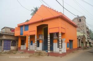 Boro Kali Bari, Amadpur