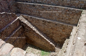 Tughlaqabad Fort Baoli, Tughlaqabad, Delhi