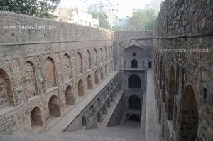 Ugrasen ki Baoli, Hailey Lane, Delhi