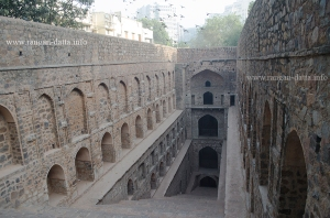 Ugrasen ki Baoli, Hailey Lane, Delhi