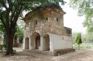 Mughal Period Gateway, Lodi Garden