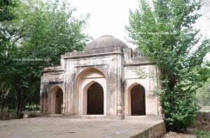 Mughal Period Mosque, Lodi Garden