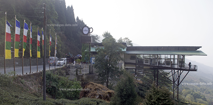 Margaret's Deck Tea Lounge, Kurseong