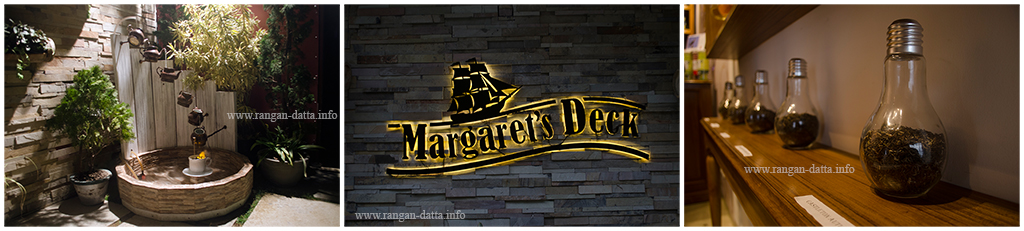 Decor of Margaret's Deck, Kurseong