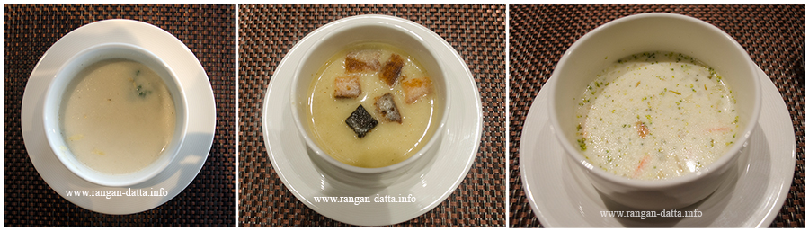 Varieties of Soup, Margaret's Deck, Kurseong