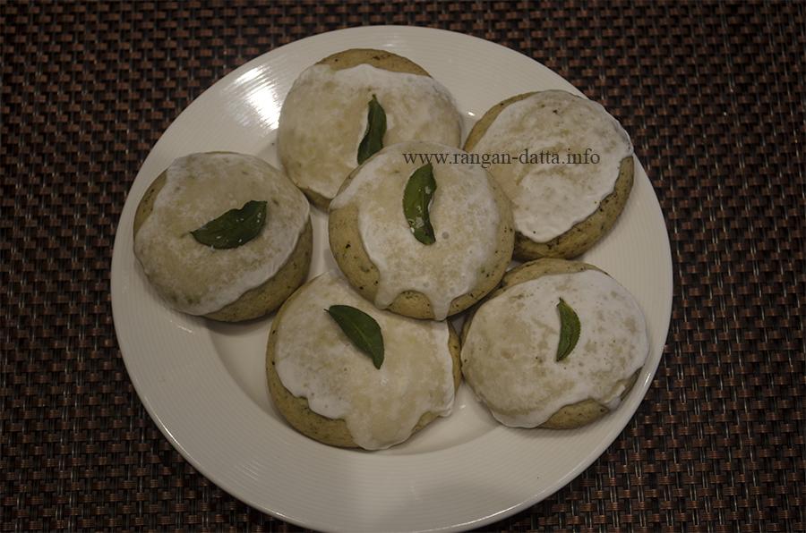 Green Tea Cookies, Margaret's Deck, Kurseong