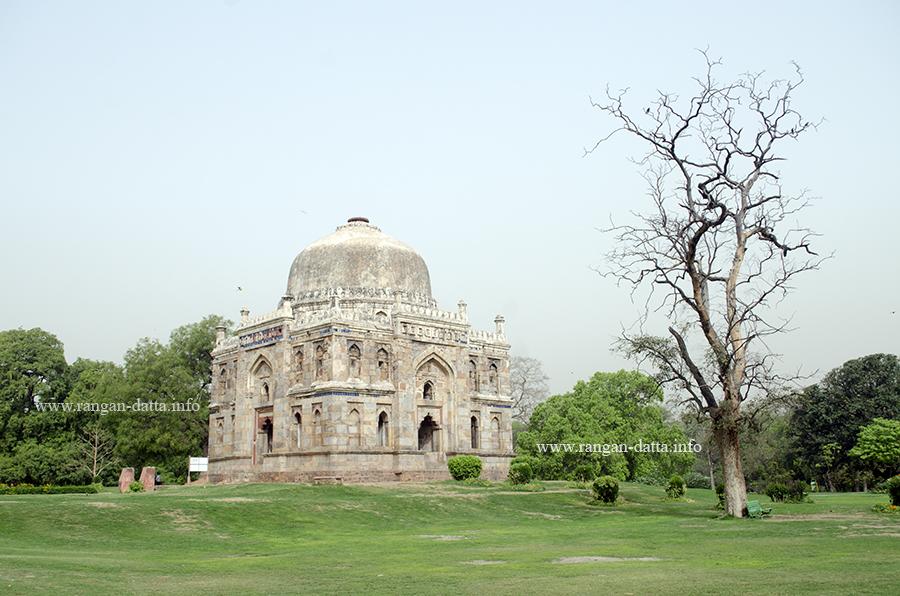 Sheesh Gumbad, Lodi Garden, Delhi