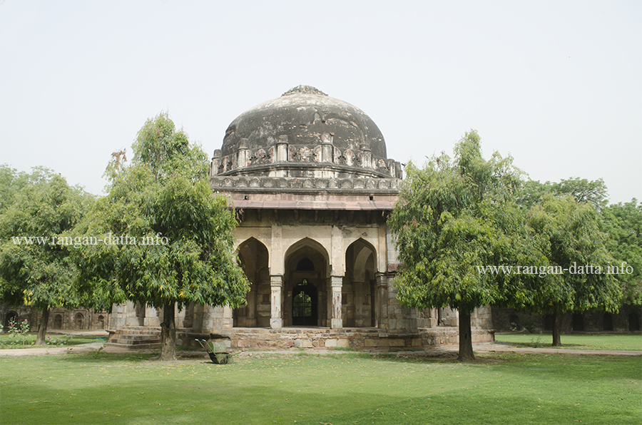 Tomb of Sikandar Lodi, Lodi Garden, Delhi