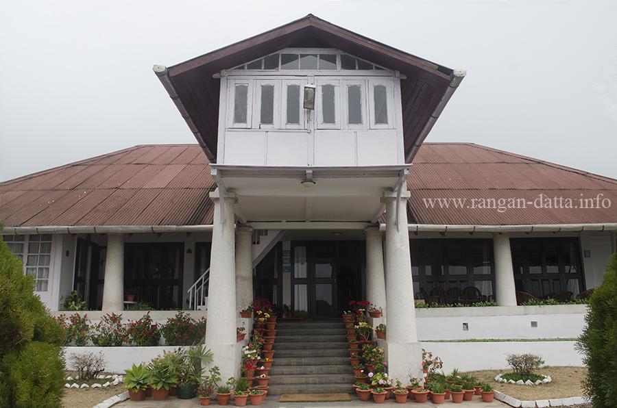 Manager's Bungalow. Margaret's Hope Tea Estate, Kurseong
