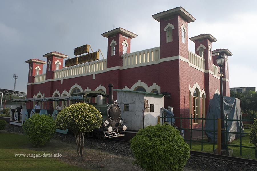 Hall of Heritage, Rail Museum, Howrah