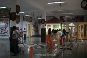 Inside the Hall of Heritage