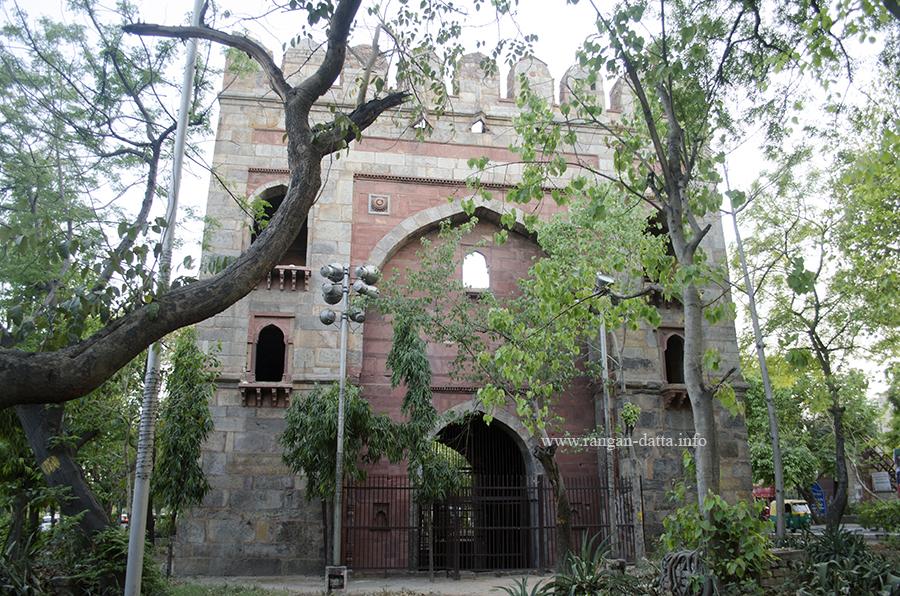 Khooni Darwaza, Delhi