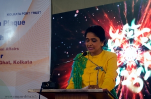 Aashna Kanhai (Ambassador of Suriname)