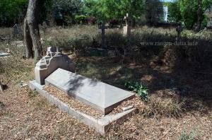 Grave of Yasudas Ramachandra