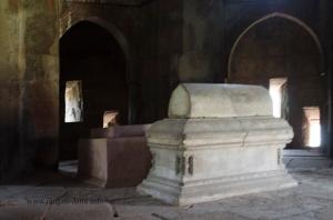 Zafar Khan's Tomb, Ghiyas ud - Din Tughluq's Tomb complex