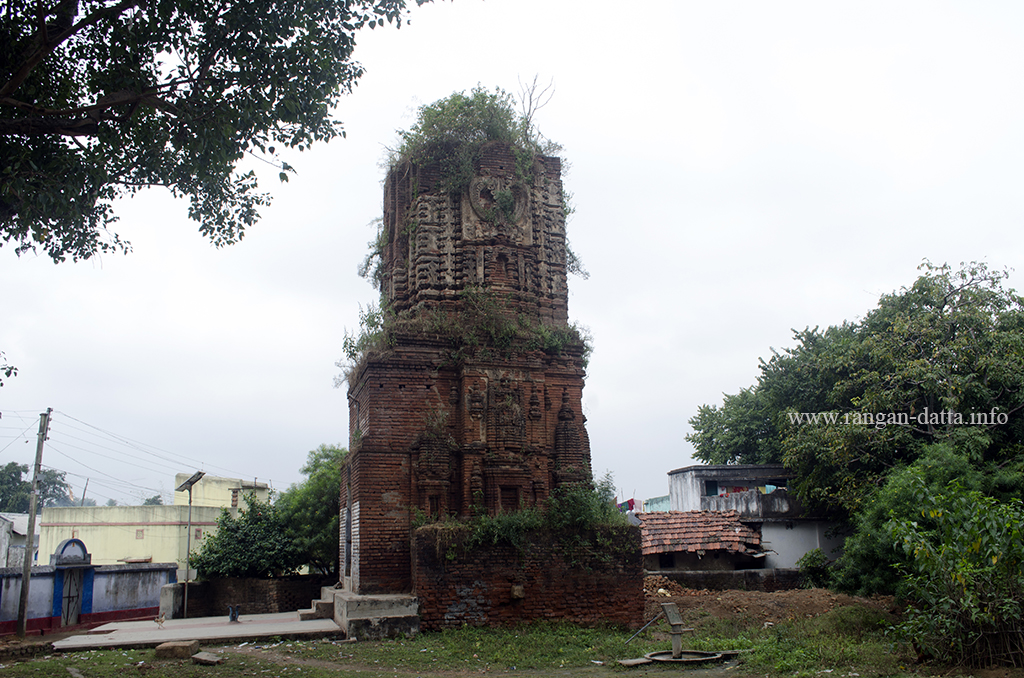 Brick Temple of Para, Purulia District