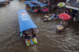 Amphawa Floating Market 7
