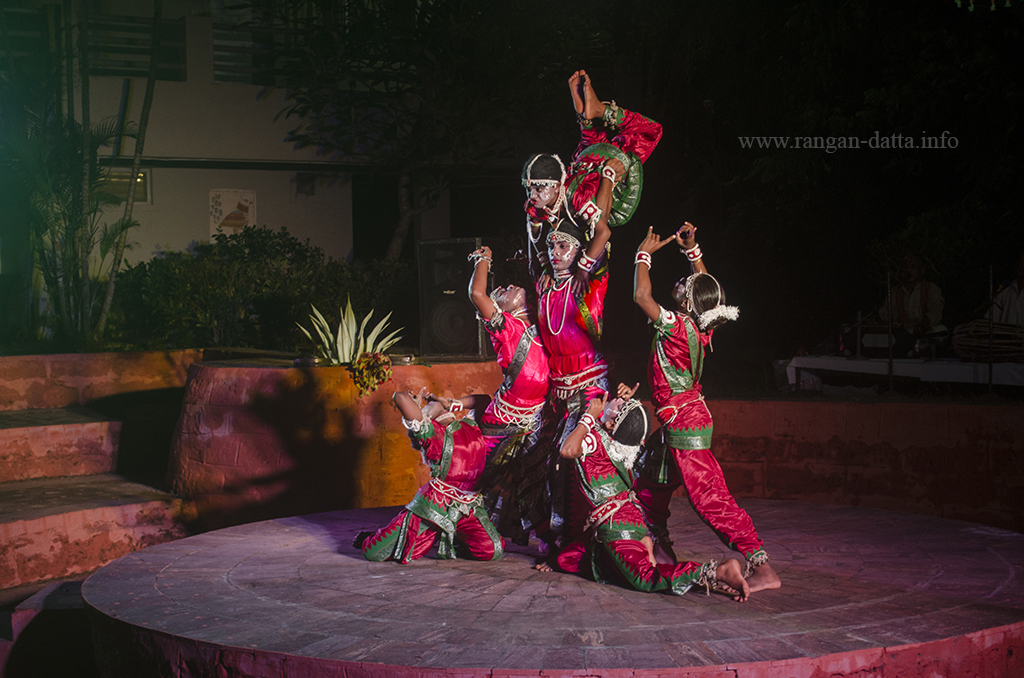 Gotipua Dance, Sterling Resort, Puri