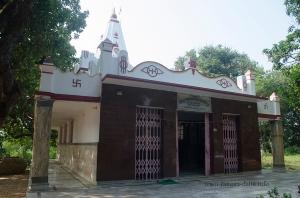 Digambar Jain Temple, Mahadeb Berya