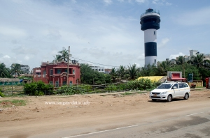 The Puri Lighthouse