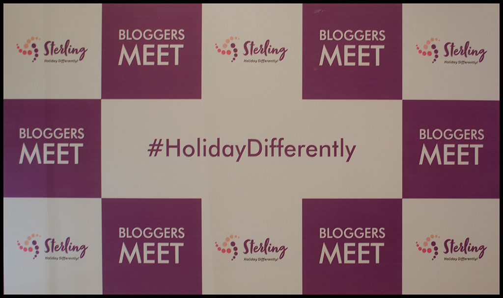 Sterling Resort Puri, Holiday Differently, Bloggers Meet