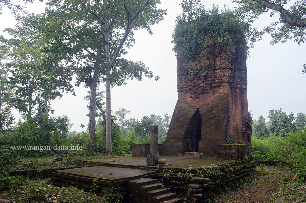 Brick Temple of Deulghata, Purulia District
