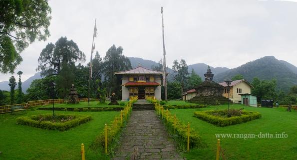 Dubdi Monastery 1