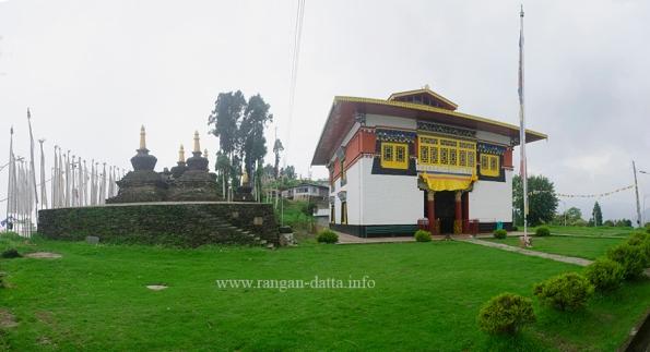 Sangachelling Monastery 1